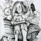 A menina que queria viver de histórias